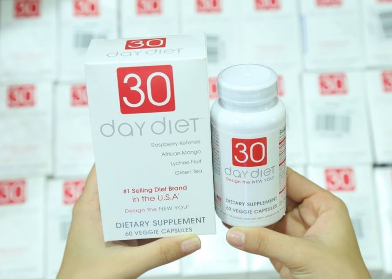 giảm cân 30 day diet