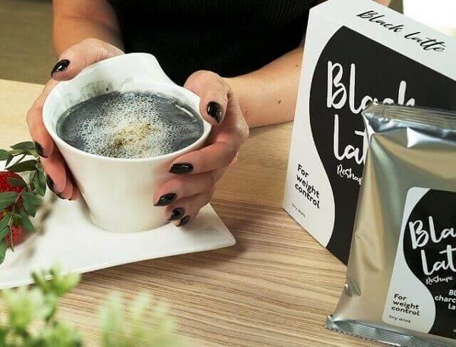 Black Latte có gây tác dụng phụ hay không?