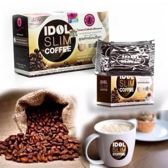 Mua Cafe giảm cân Idol Slim Thái Lan ở đâu?