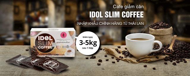 Những ai nên sử dụng Cafe giảm cân Idol Slim Thái Lan?