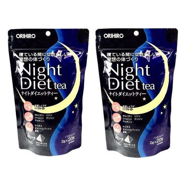Night Diet Tea có gây tác dụng phụ hay không?