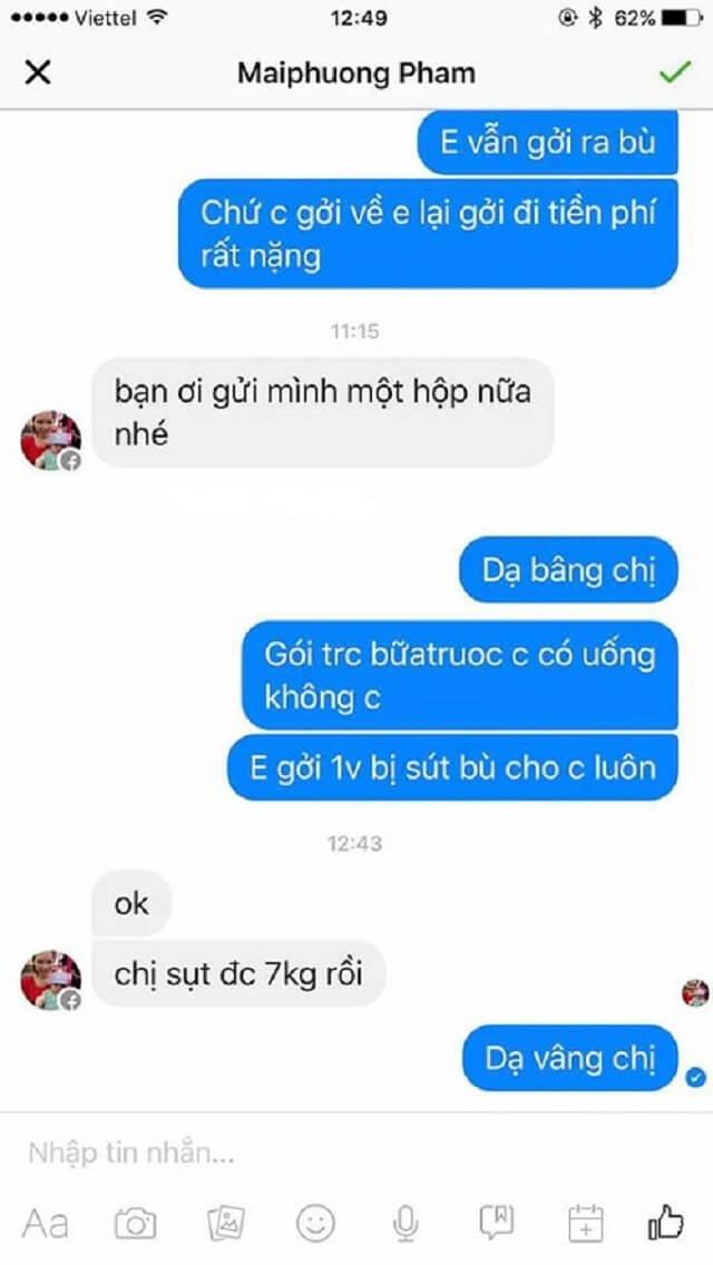 Feedback Tu Khach Hang Su Dung San Pham 1