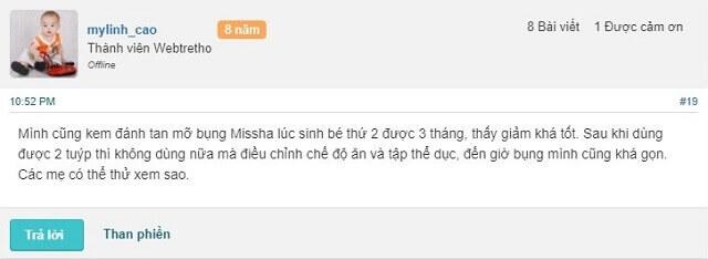 Phan Hoi Ve Kem Tan Mo Missha Webtretho 1
