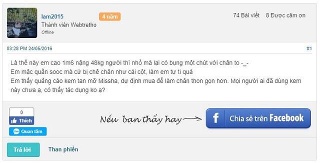 Phan Hoi Ve Kem Tan Mo Missha Webtretho 4