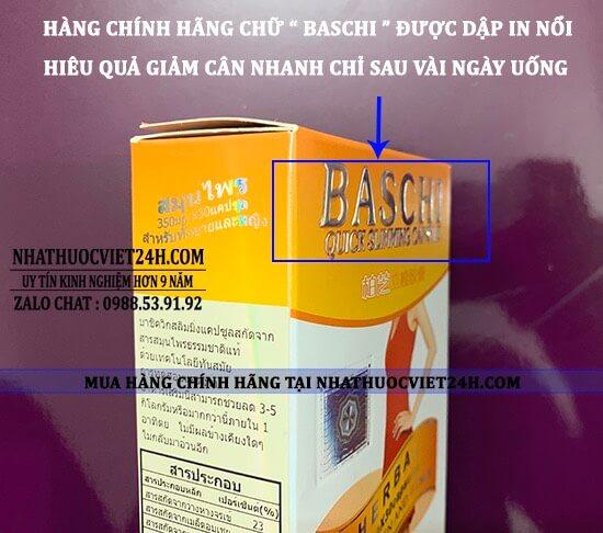 Thuoc Giam Can Baschi 2