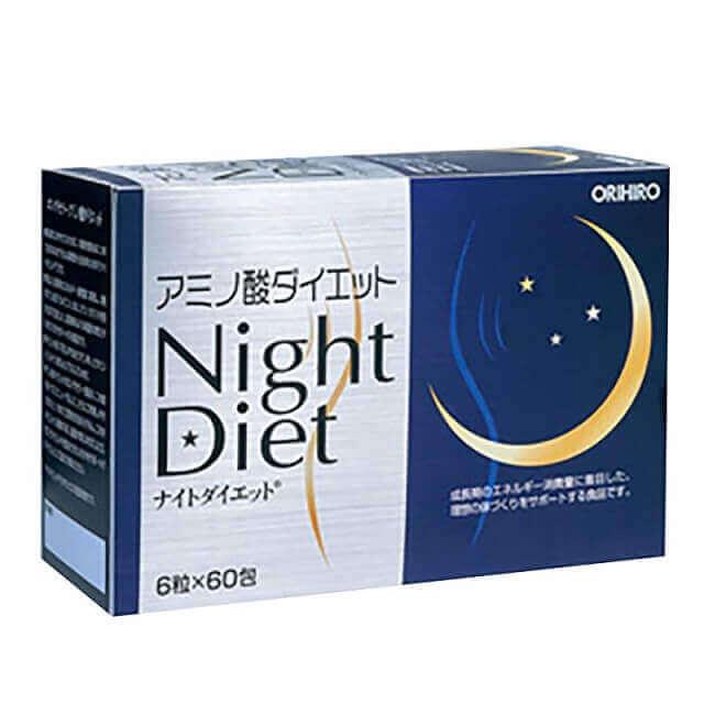 Thuoc Giam Can Night Diet Orihiro Cua Nhat