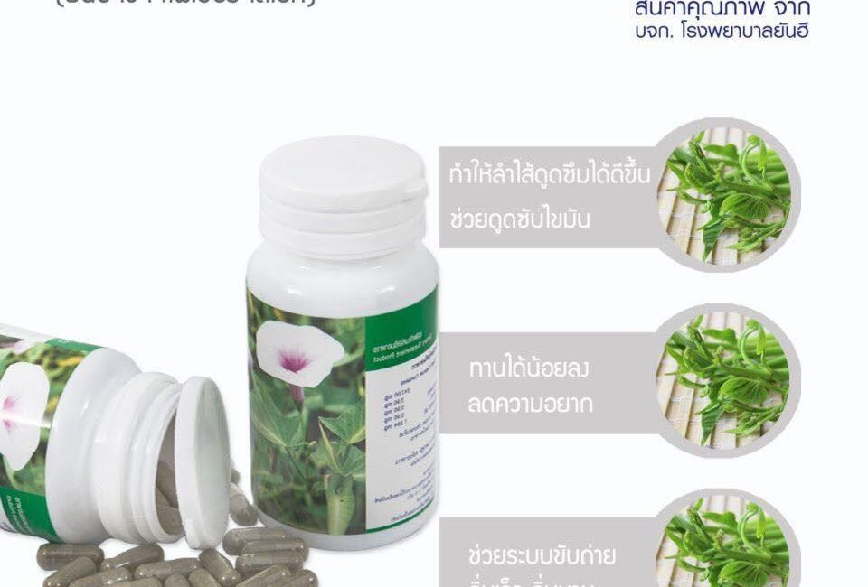 Viên Uống Khử Mỡ Thái Lan YANHEE