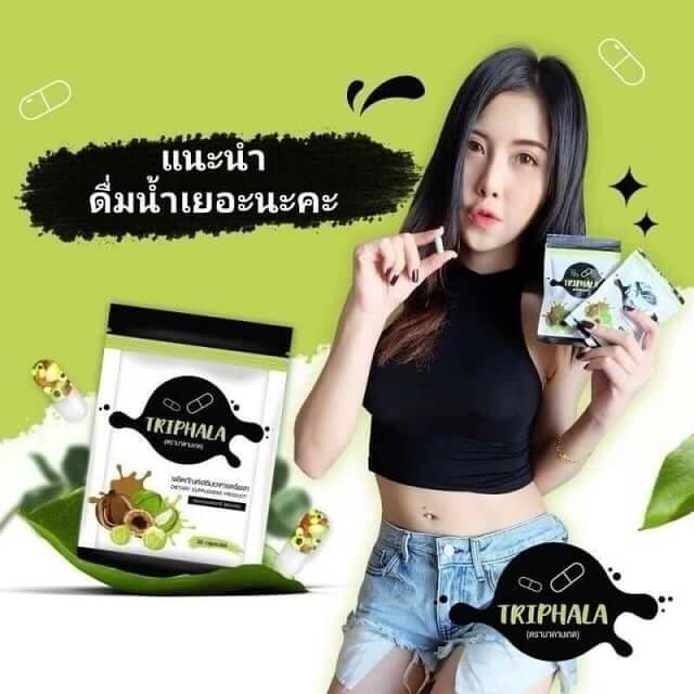 Thuoc Giam Can Thai Lan Triphala